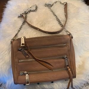 Rebecca Minkoff chain cross-body